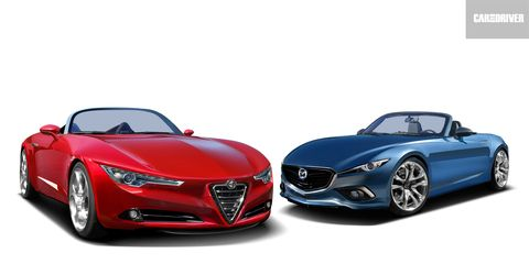 Mode of transport, Automotive design, Vehicle, Automotive mirror, Land vehicle, Car, Personal luxury car, Red, Automotive lighting, Sports car,