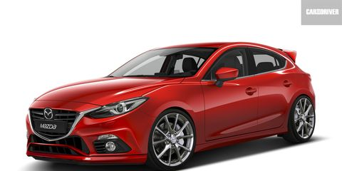 Mazda Speed 3 >> 2017 Mazdaspeed 3 8211 Feature 8211 Car And Driver