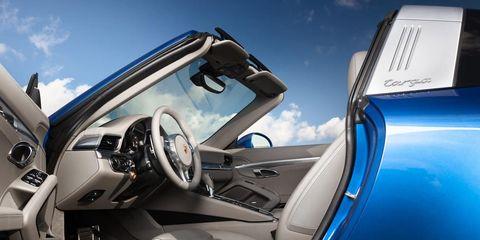 Motor vehicle, Automotive design, Mode of transport, Blue, Automotive mirror, Steering wheel, Steering part, Vehicle door, Personal luxury car, Azure,