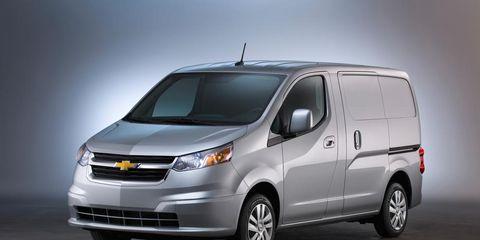 Land vehicle, Vehicle, Car, Motor vehicle, Compact van, Van, Light commercial vehicle, Transport, Minivan, Commercial vehicle,