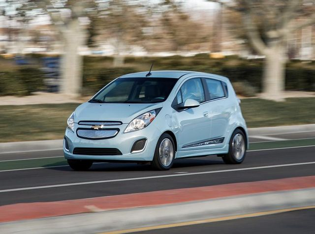 Chevrolet Spark Ev Review Pricing And Specs