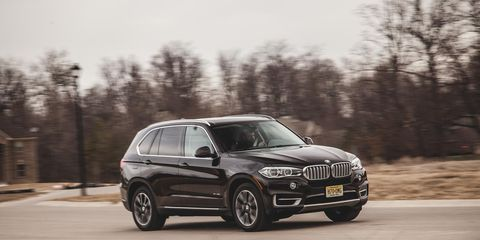 2014 BMW X5 xDrive50i Test –