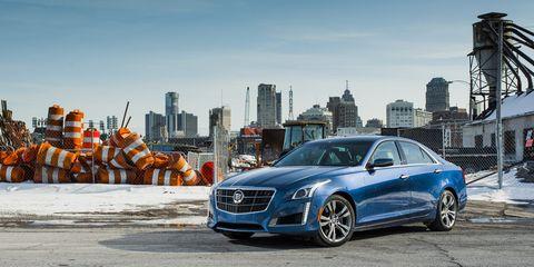 2014 Cadillac CTS Vsport Long-Term Wrap-Up –