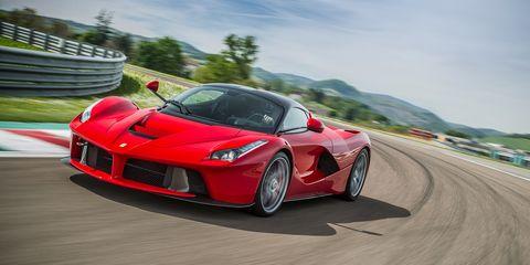 Ferrari La Ferrari >> 2014 Ferrari Laferrari First Drive 8211 Review 8211