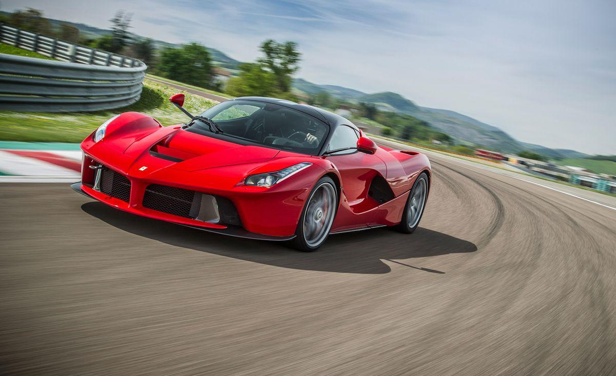 2014 Ferrari Laferrari First Drive