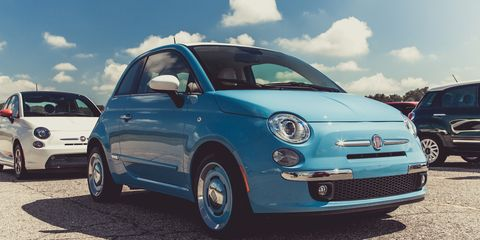 2014 Fiat 500 1957 Edition First Drive 8211 Review 8211 Car