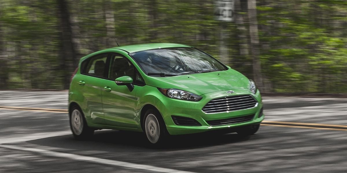 2014 Ford Fiesta 1 0l Ecoboost Test 8211 Review 8211 Car And Driver