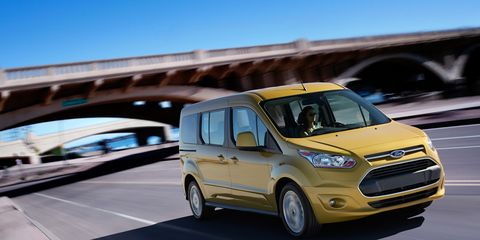 6419c5713a 2014 Ford Transit Connect Wagon First Drive   8211  Review   8211 ...