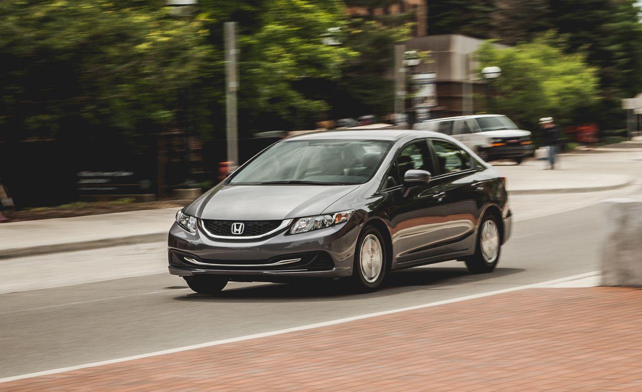 2014 Honda Civic Hf Test 8211 Review 8211 Car And Driver