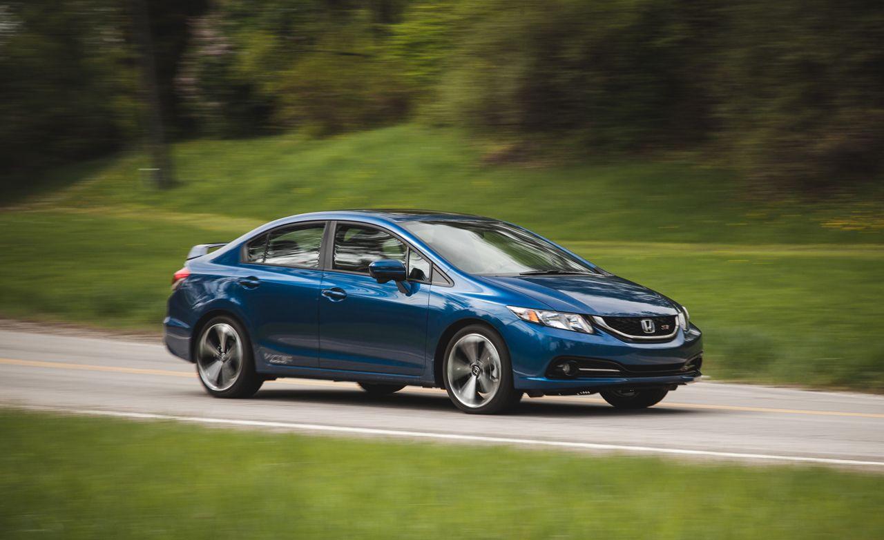 2014 Honda Civic Si Sedan Test 8211 Review 8211 Car And Driver