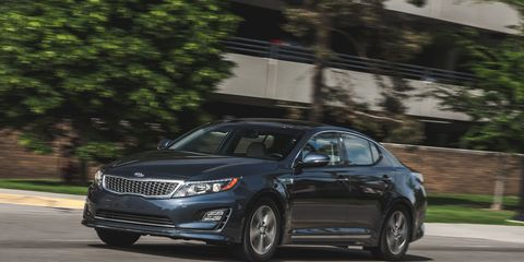 Image Michael Simari The Cur Kia Optima