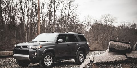 2014 Toyota 4runner 4wd Test 8211 Review 8211 Car And Driver