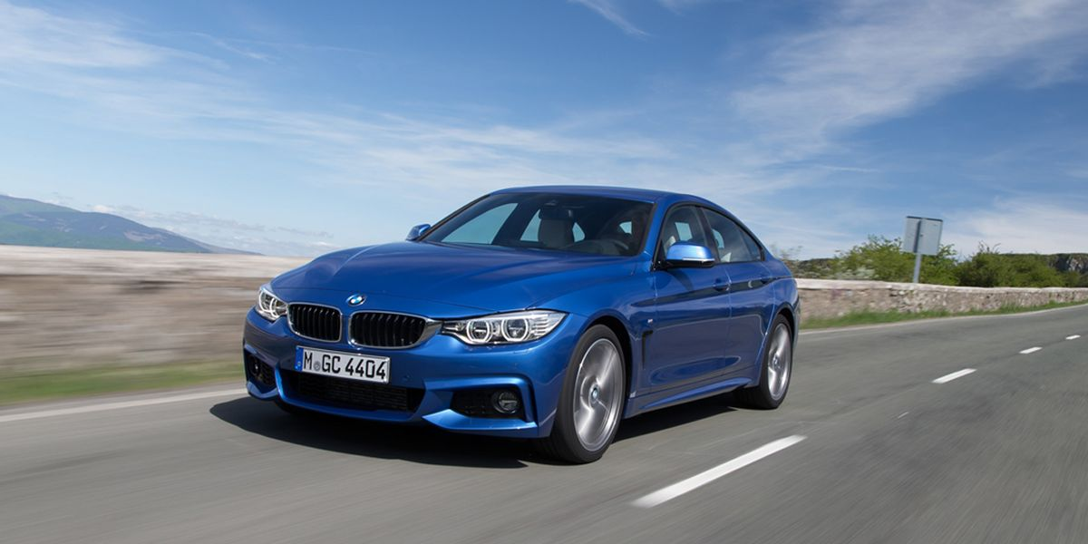2015 Bmw 4 Series Gran Coupe First Drive 8211 Review 8211 Car And Driver