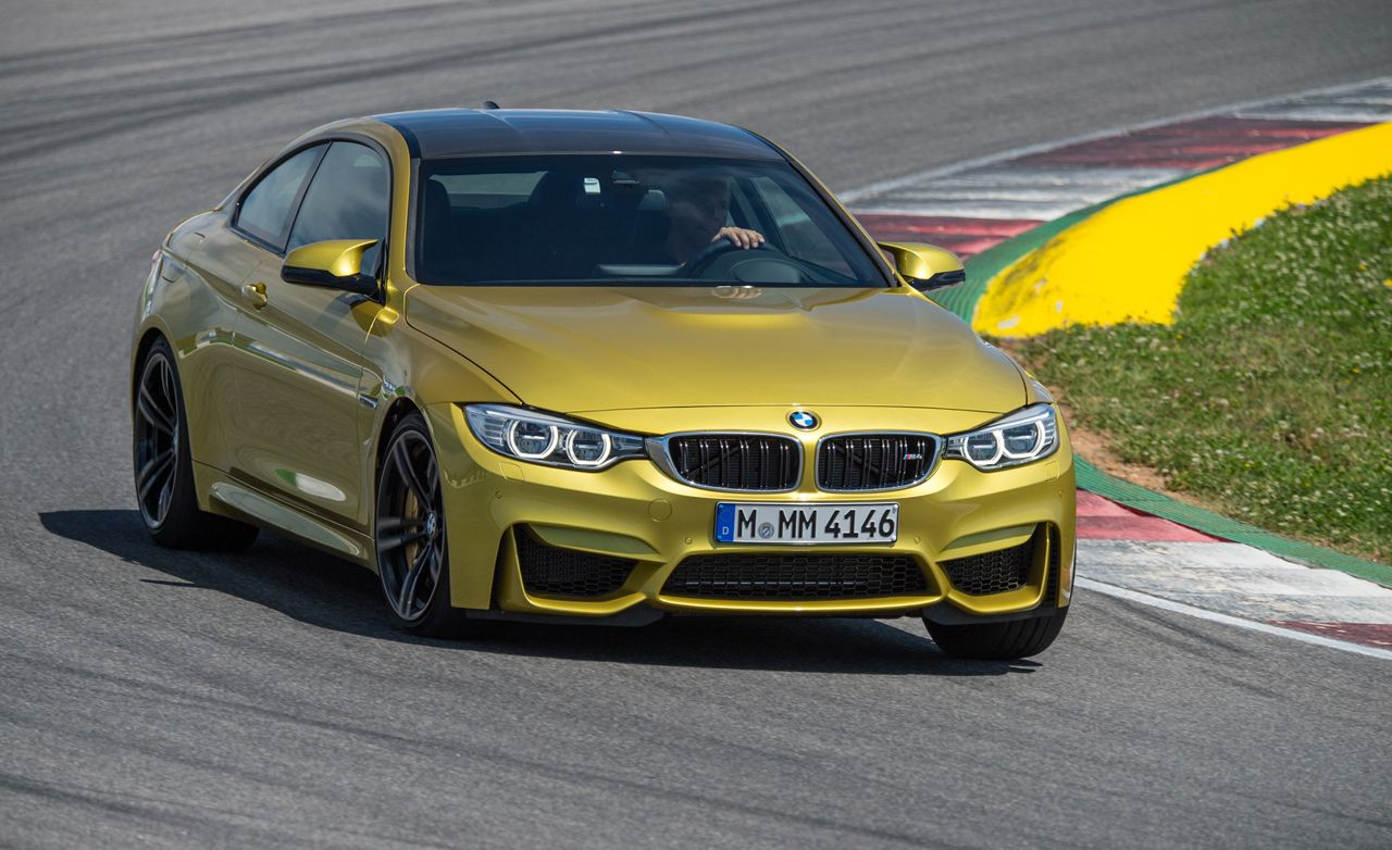 2015 Bmw M4 Coupe First Drive 8211 Review 8211 Car And Driver