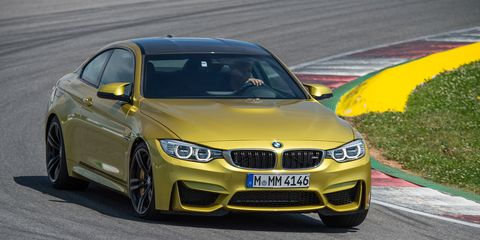 2015 Bmw M4 Coupe First Drive 8211 Review 8211 Car And