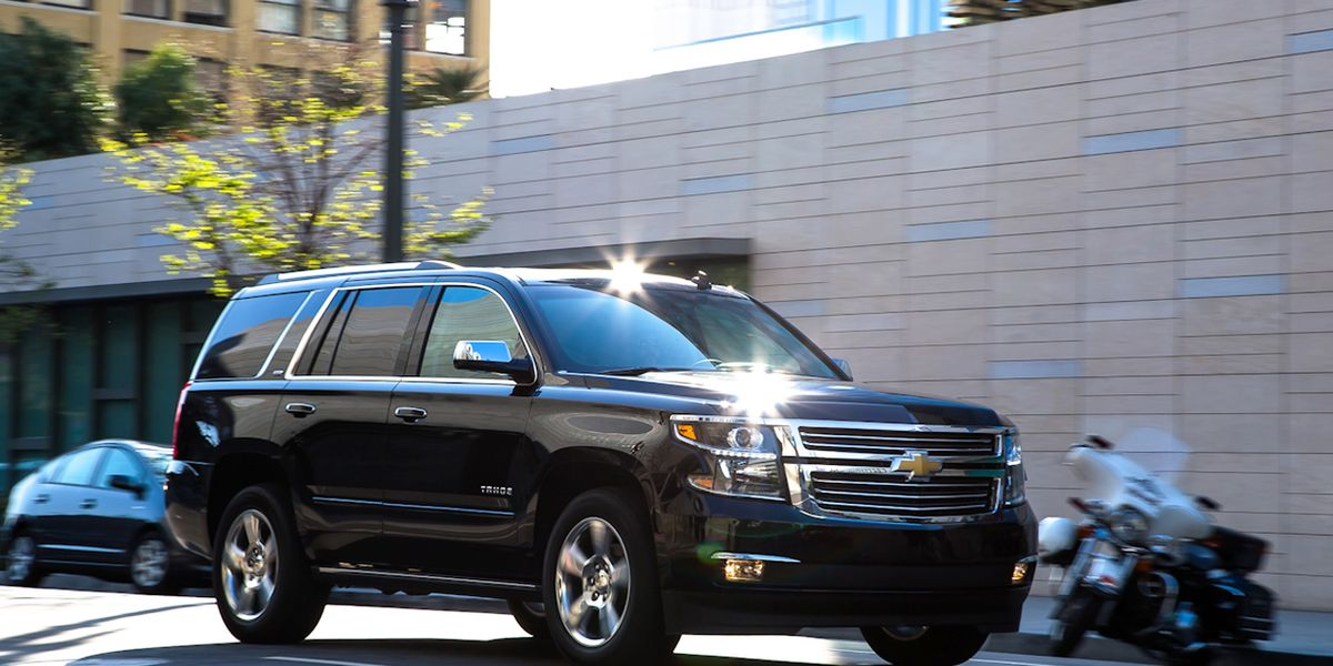 2015 Chevrolet Tahoe Ltz 4wd 8211 Review 8211 Car And Driver