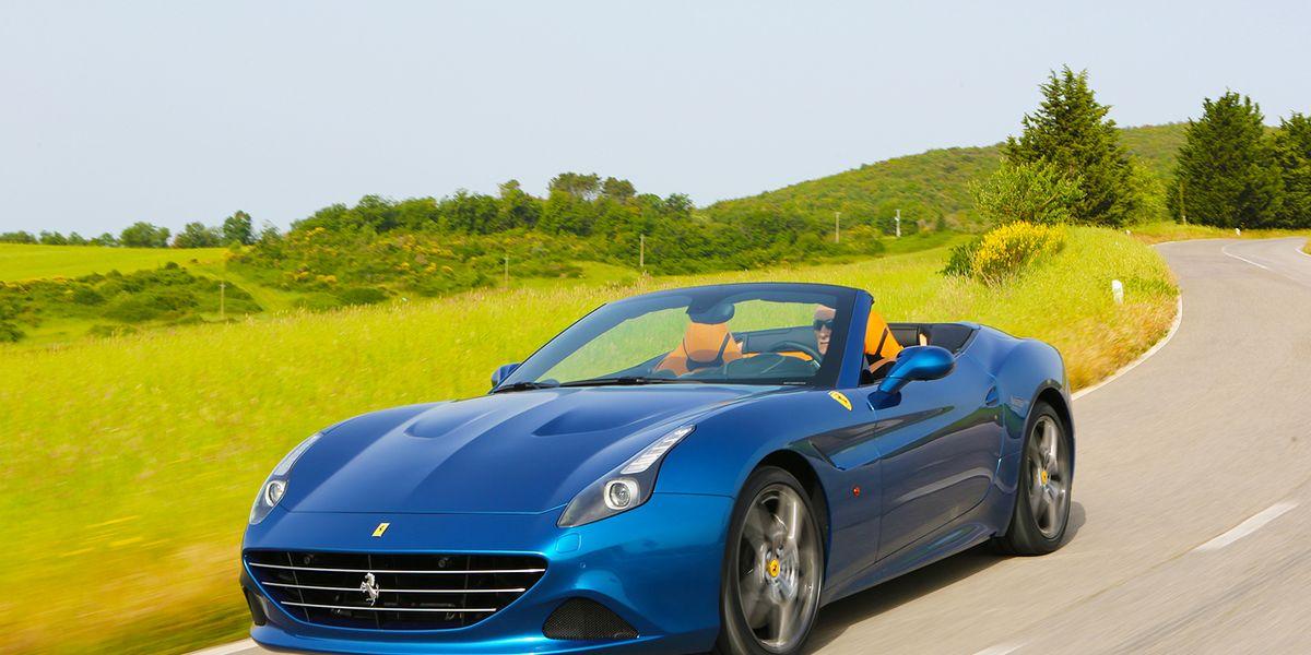 2015 Ferrari California T First Drive 8211 Review 8211 Car And Driver