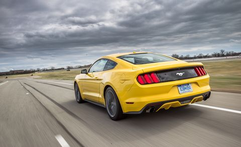 2015 Mustang Ecoboost >> 2015 Ford Mustang 2 3l Ecoboost First Drive Pony Rides Two