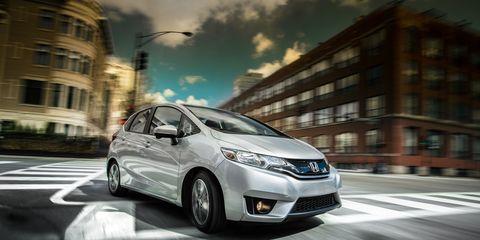 Honda Fit Ex >> 2015 Honda Fit Ex Test 8211 Review 8211 Car And Driver