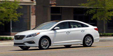 2015 Hyundai Sonata 2 4l First Drive 172 8211 Review 8211