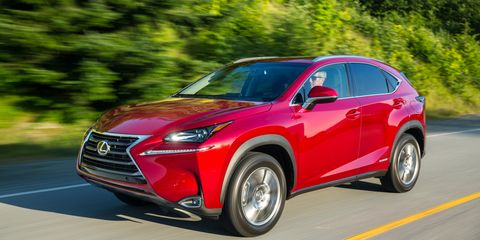 2015 lexus nx 200t reviews