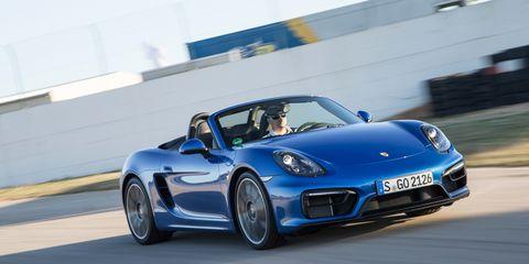 2015 Porsche Boxster Gts First Drive 8211 Review 8211