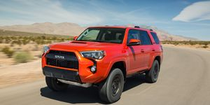 2020 Toyota 4Runner Review, Pricing, and Specs