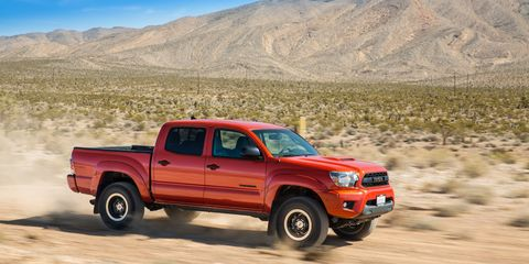 2015 Toyota Tacoma TRD Pro First Drive –