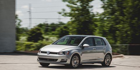 2015 Volkswagen Golf TDI Diesel DSG Test –