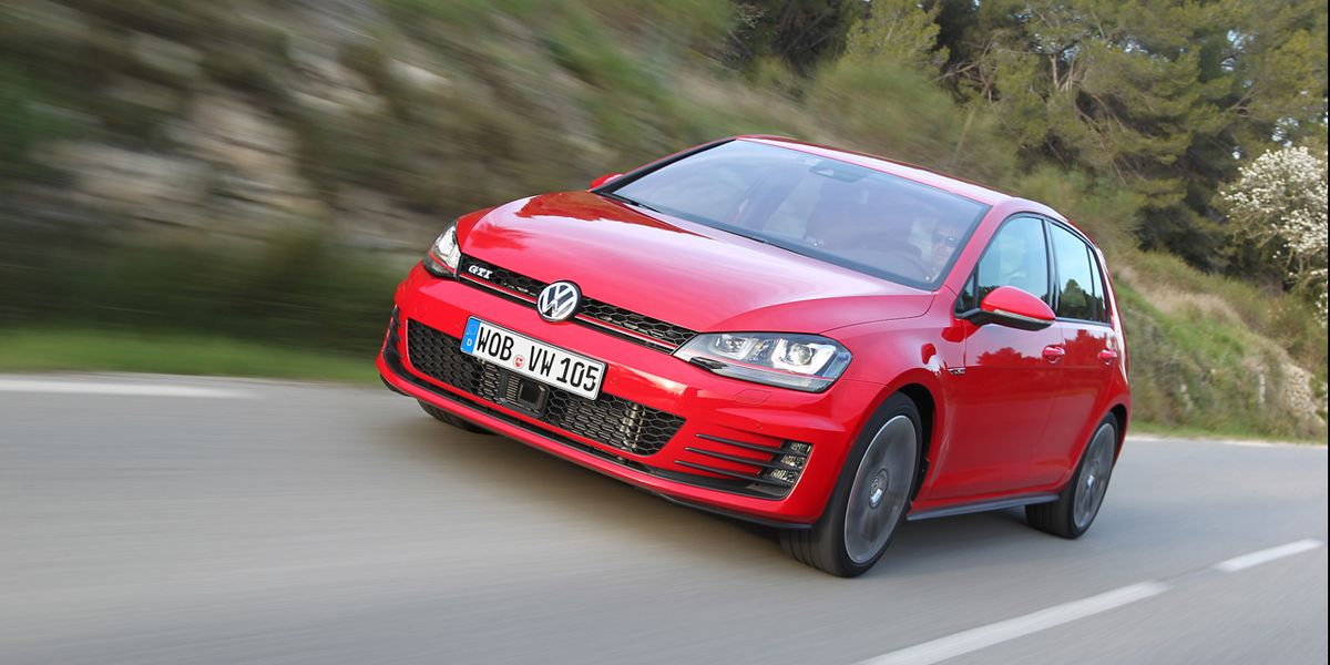 2015 Volkswagen GTI Tested: The Seventh-Gen Sets a High Bar