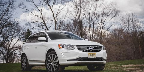 2015 Volvo Xc60 T6 Drive E Test 8211 Review 8211 Car And Driver