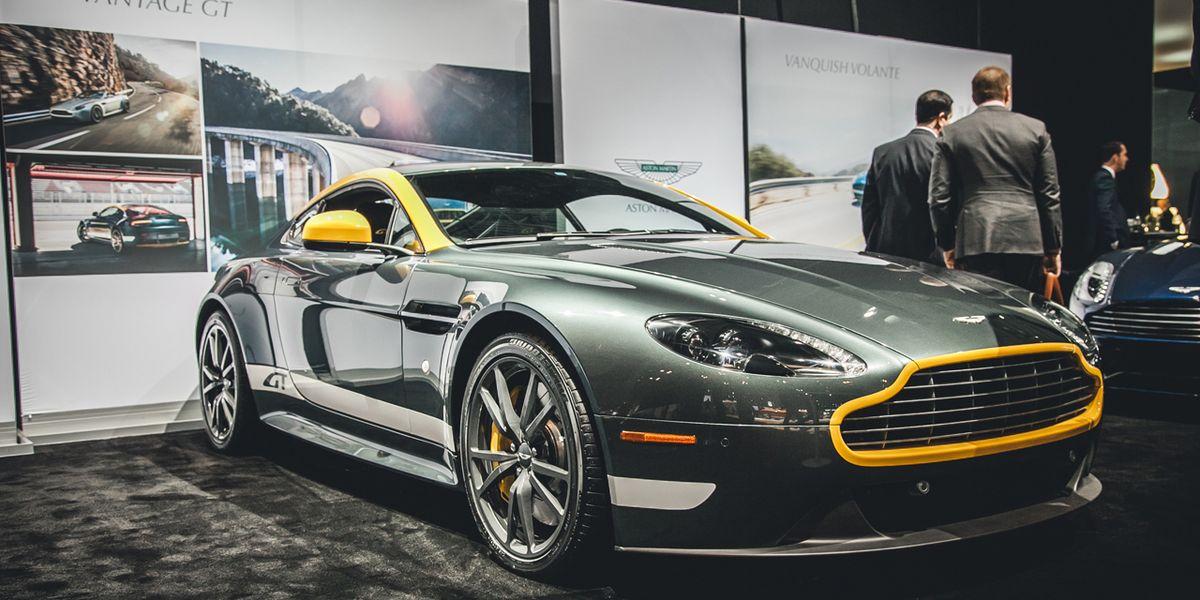 2015 Aston Martin V8 Vantage Gt Photos And Info 8211 News 8211 Car And Driver