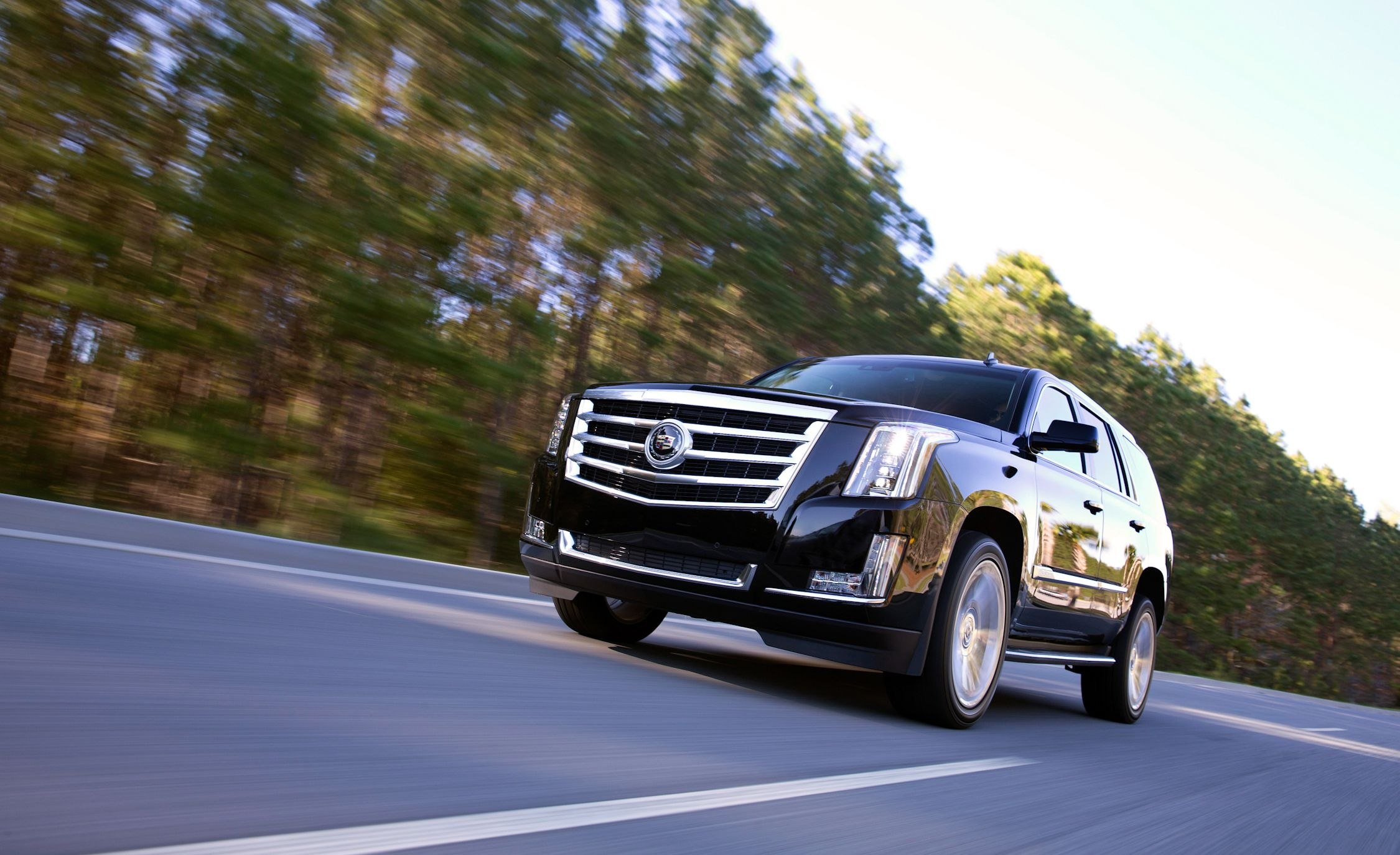 2017 Cadillac Escalade And Esv First Drive 8211 Review Car Driver