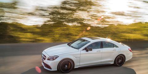 2015 Mercedes-Benz CLS-class Photos and Info –