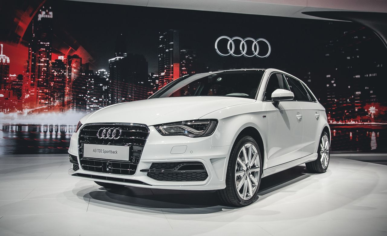 2016 Audi A3 Tdi Sportback Photos And Info 8211 News Car Driver