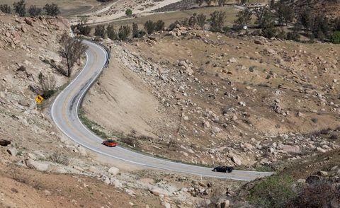 Road, Infrastructure, Road surface, Slope, Asphalt, Thoroughfare, Highway, Geological phenomenon, Soil, Tar,