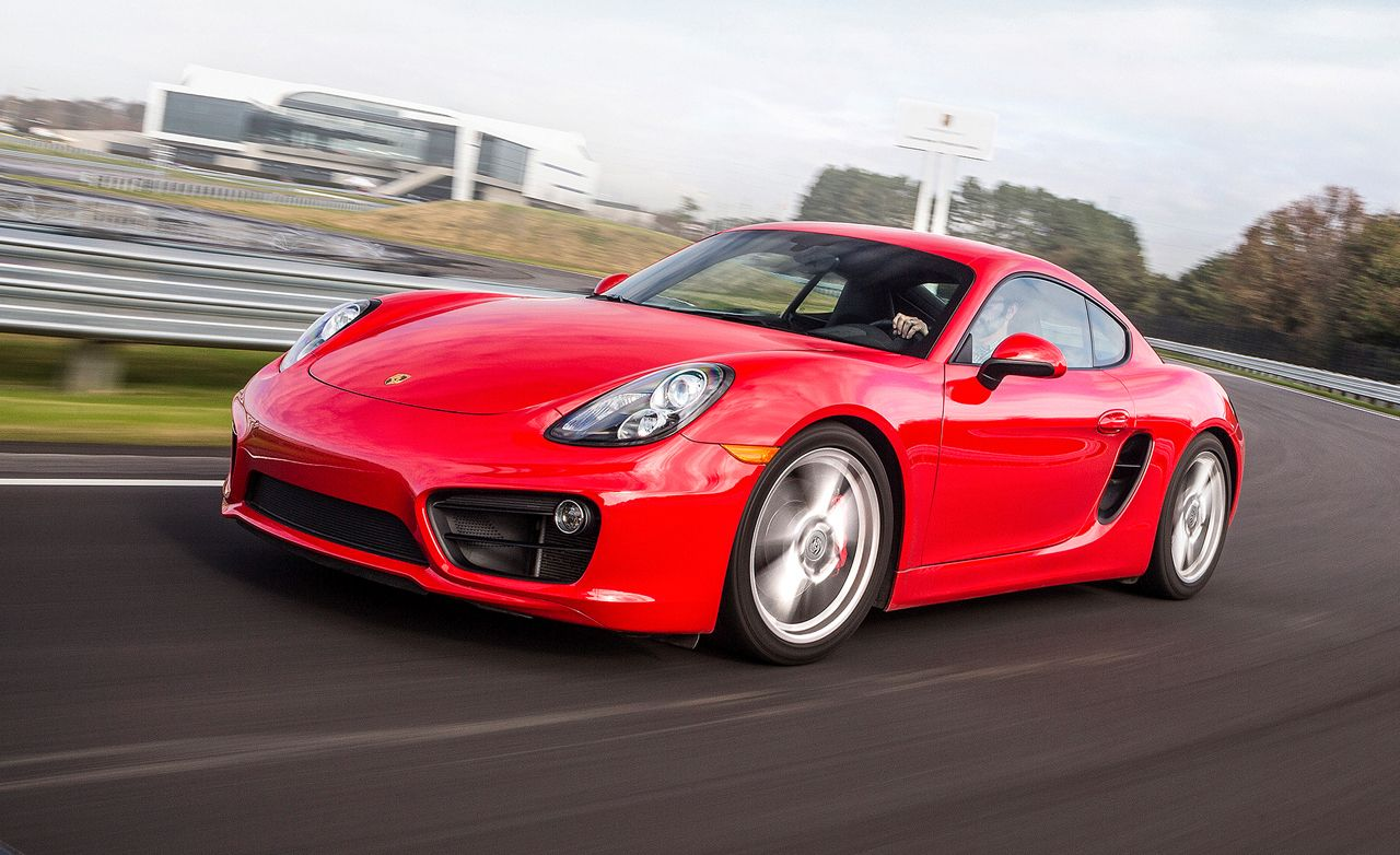 2014 Porsche Cayman S Long-Term Test –