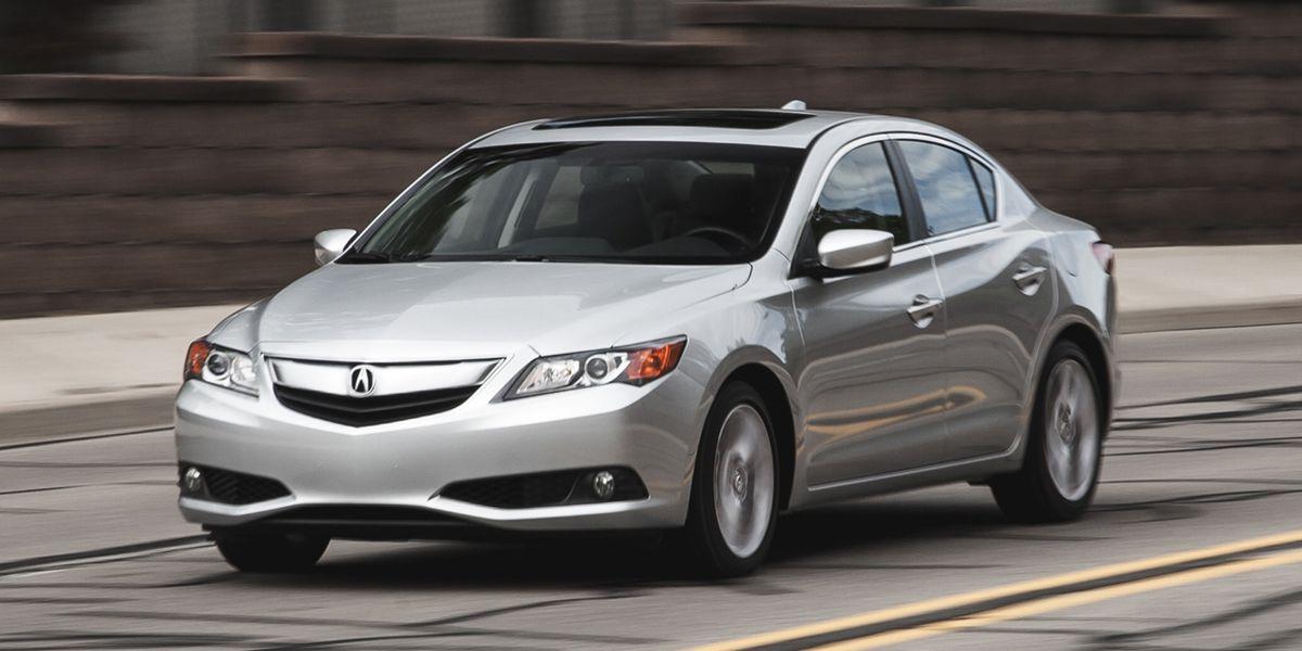 2015 Acura ILX 2 0 Test –