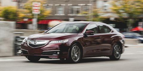 2017 Acura Tlx 3 5 V 6 Fwd