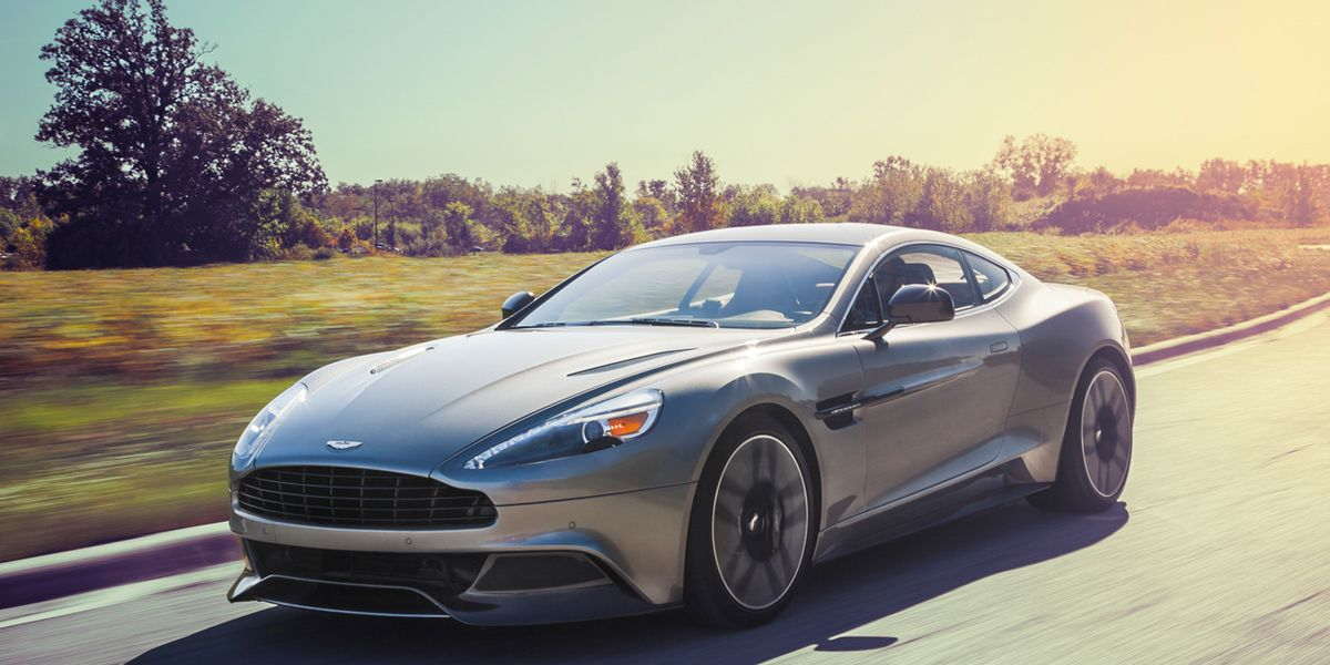 2015 Aston Martin Vanquish Test 8211 Review 8211 Car And Driver