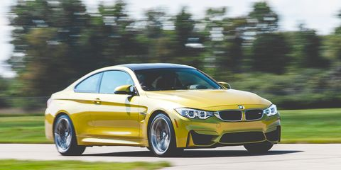 2015 BMW M4 DCT Automatic Test –