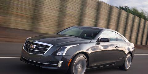 Cadillac Ats Coupe >> 2015 Cadillac Ats First Drive 8211 Review 8211 Car And Driver