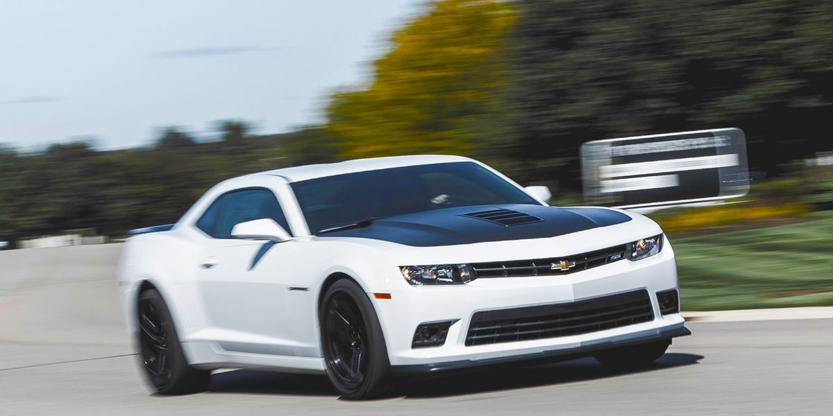 2015 Chevrolet Camaro Ss 1le Tested