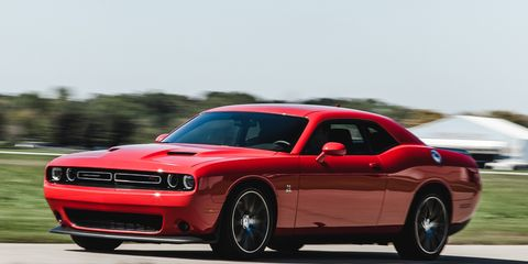 2015 Dodge Challenger R T 6 4l Scat Pack Tested 8211 Review