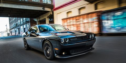2015 Dodge Challenger R T Scat Pack And Srt 392 First Drive 8211
