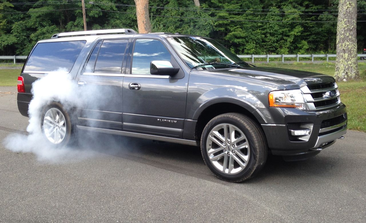 2017 Ford Expedition 3 5 Liter V 6 Ecoboost First Drive 8211 Review Car And Driver