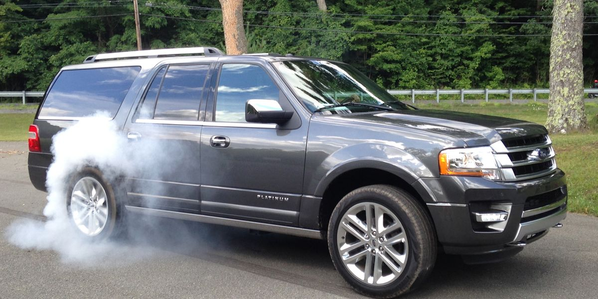 2015 Ford Expedition 3.5-liter V-6 EcoBoost First Drive ...
