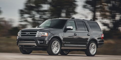 2017 Ford Expedition Ecoboost 4wd