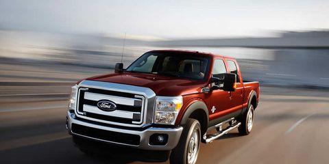 2015 Ford F-250 Super Duty First Drive –