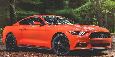 2015 Ford Mustang Ecoboost Automatic Test 8211 Review 8211 Car